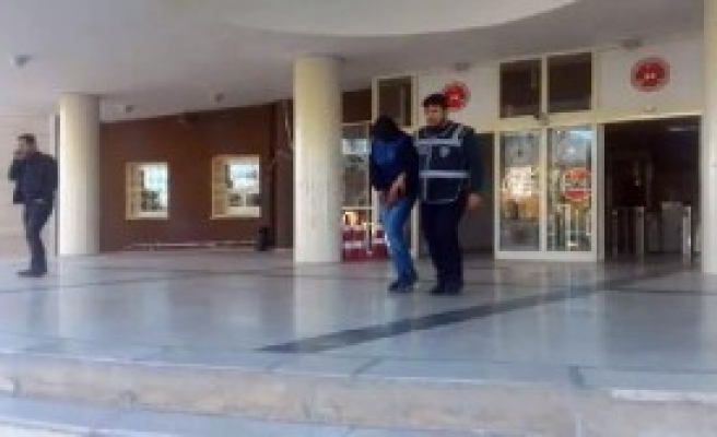 Çelik Kasa Hırsızı Tutuklandı