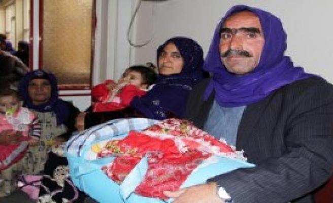 Şanlıurfa'da Hoşgeldin Bebek Projesi