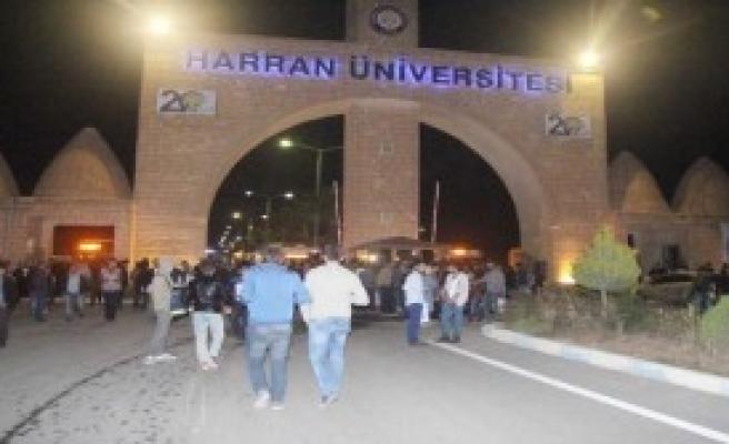Şanlıurfa'da Üniversite Öğrencilerinden Ulaşım Eylemi