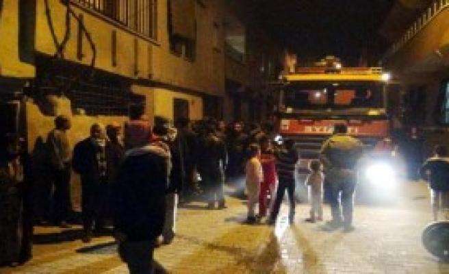 Yangın Çıkan Evde Suriyeli Çocuk Öldü