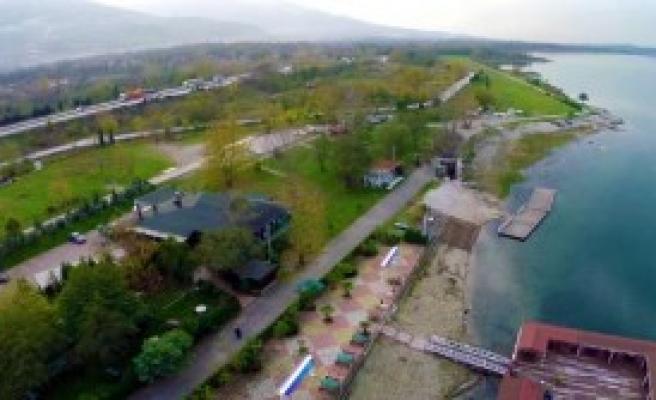 Sapanca Gölü, Yağışlarla Yükselmeye Başladı