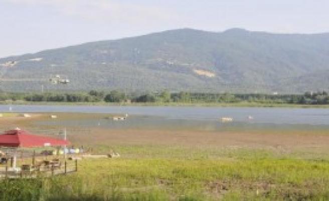 Sapanca Gölü'nde Su Kayağı Tesisleri Yeniden Açıldı