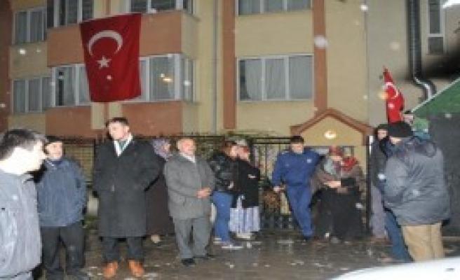 Eskişehir'de Şehit Ateşi!