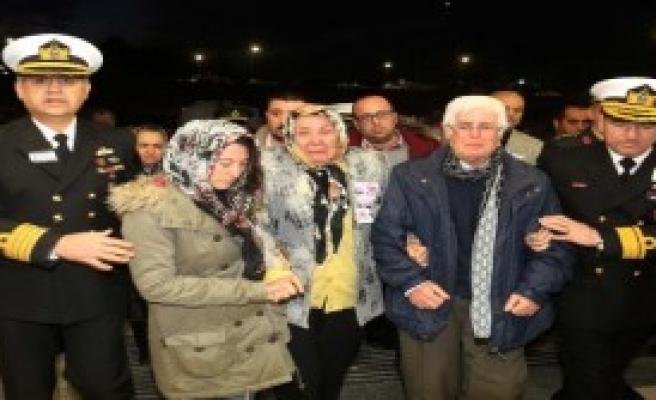 Şehit Yüzbaşı Çiğa'nın Cenazesi Mersin'de
