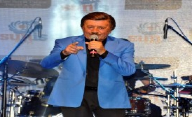 Selami Şahin'den Açıkhava'da Konser