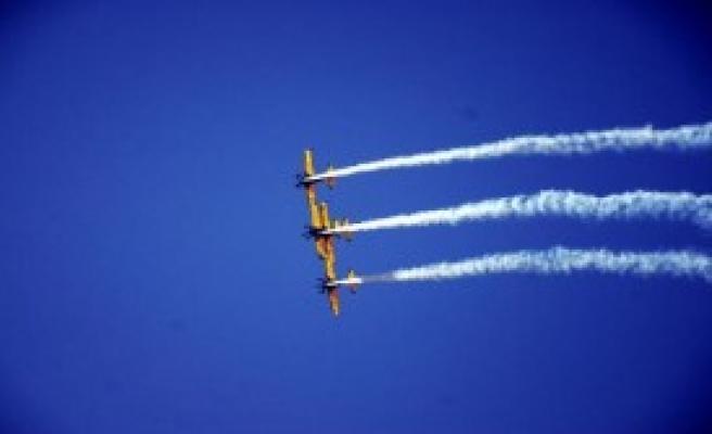 Selçuk'ta Gökyüzü Havacılık Festivaliyle Şenlendi