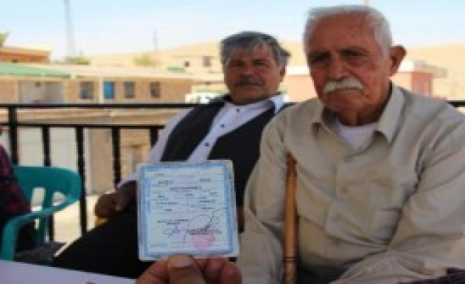 Şengal'den Ezidi Göçü, Köyün Nüfusunu 7'den 100'e Çıkardı