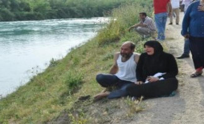 Berdan Irmağı'nda Kayboldu