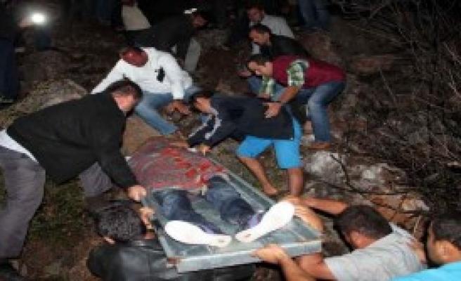 Muğla'da Kaza: 2 Ölü