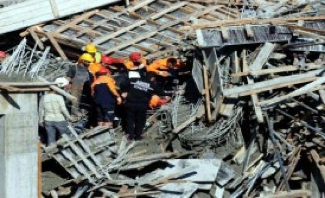 SGK İnşaatında Ölümlü Kaza Davası