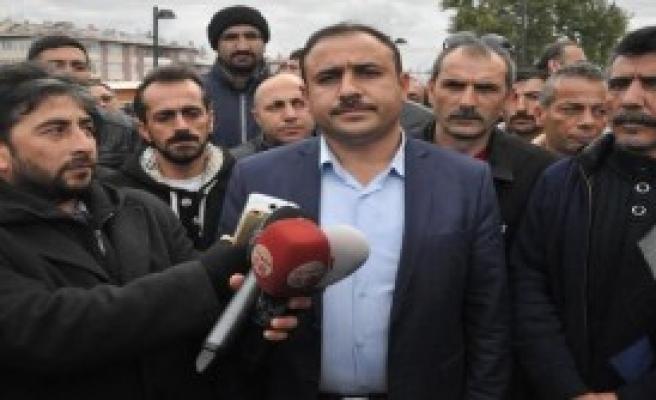 Sidemir'e Kayyum Atandı, İşçiler Eylemlerine Ara Verdi