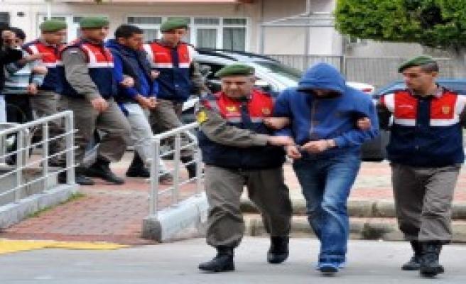 Silahlı Soygunculara Jandarma Operasyonu