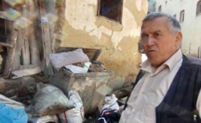 Simav Köylerinde Çöp Çilesi