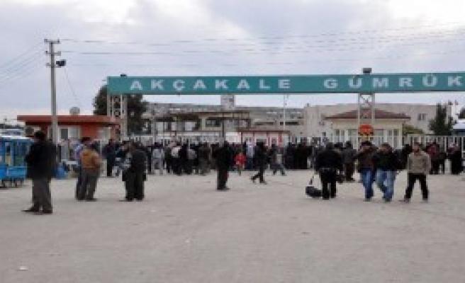 Sınırda 'Çatışma' Tatili