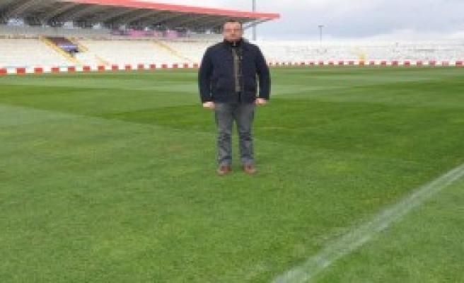 Sivas 4 Eylül Stadı Galatasaray'a Hazır