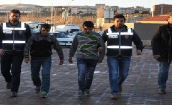 Suriyeli'ler Gasp Yaptı