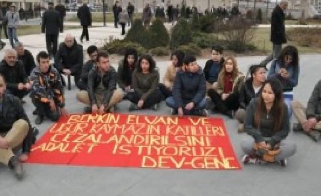 Sivas'ta 'Berkin Elvan' Eylemi