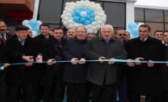 Sivas'ta Eğlence ve Oyun Merkezi Açıldı