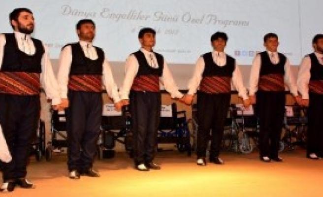 Sivas'ta Engelliler Haftası Kutlandı