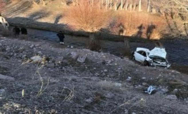 Sivas'ta Feci Kaza: 3 Ölü