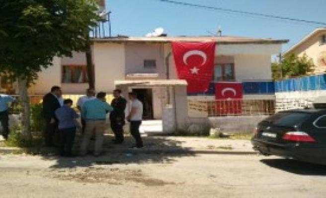 Sivas'ta Şehit Acısı