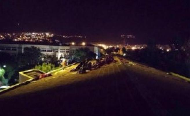 Soma Faciasını Protesto Edip Üniversiteyi İşgal Eden Öğrencilere Dava
