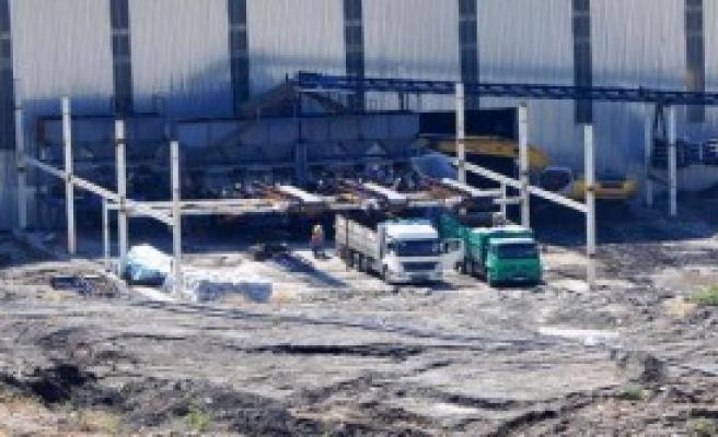 Soma'da Madenciler İşbaşı Yaptı
