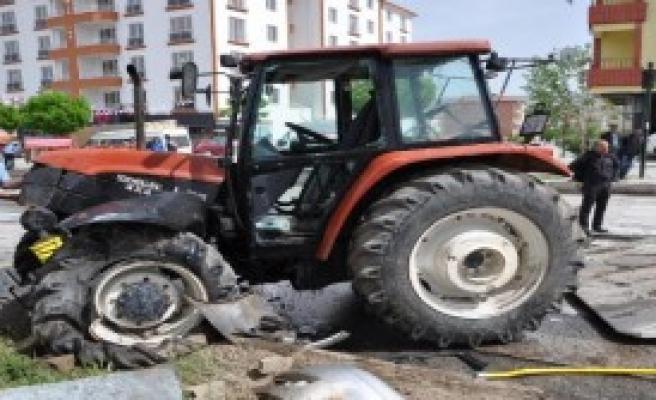 Sorgun'da Trafik Kazası: 6 Yaralı
