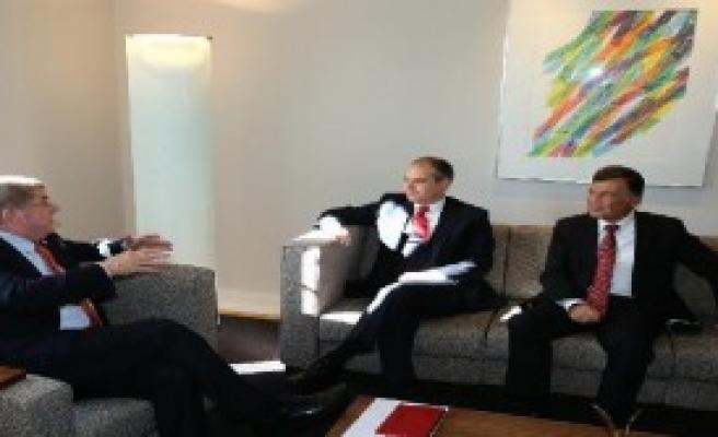 Spor Bakanı Kılıç, IOC Başkanı Bach İle Bir Araya Geldi
