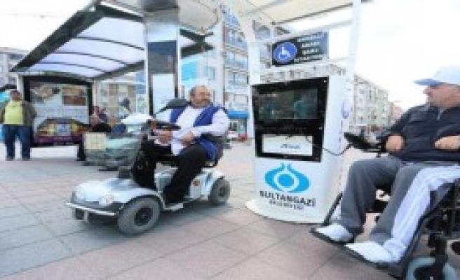 Engelliler İçin Araç Şarj İstasyonları