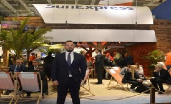 Sunexpress'ten Antalya'ya 3 Milyon Koltuk