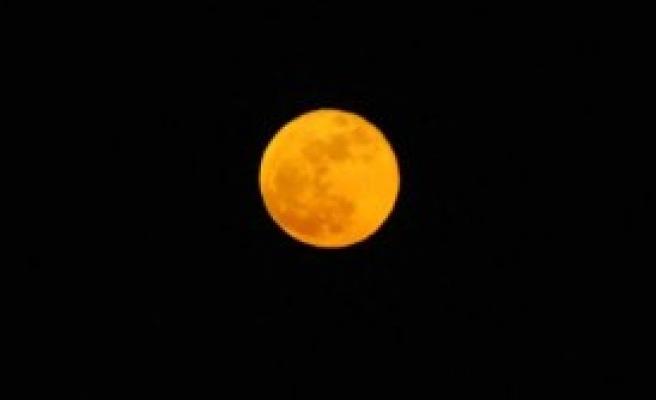 'Süper Ay' Gazianteplileri Büyüledi