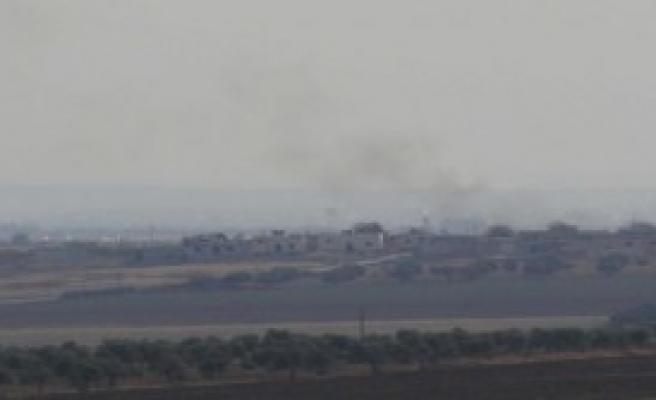 Suriye Sınırında Çatışmalar Sürüyor