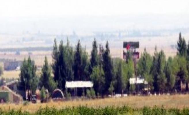 Suriye Sınırında Kayıp Asker Alarmı