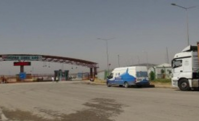 Suriye'deki Türkmenlere Yardım Gönderildi