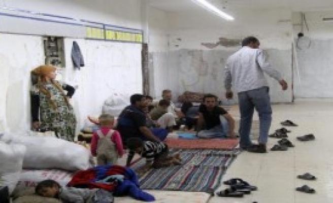 Suriyeli Sığınmacılarla Suruç'un Nüfusu Katlandı