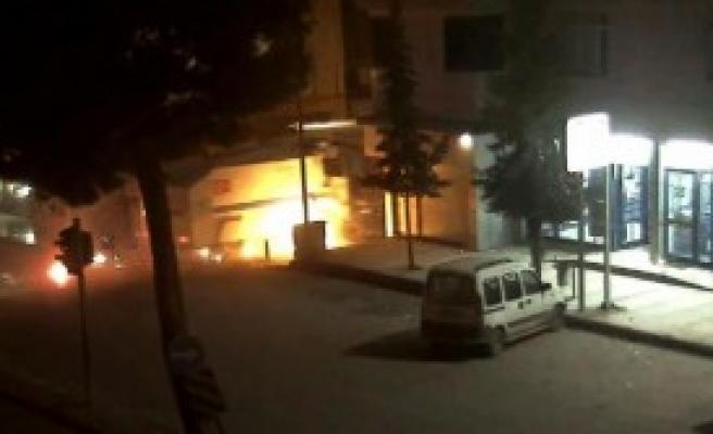 PKK'dan  Motoloflu Gösteri