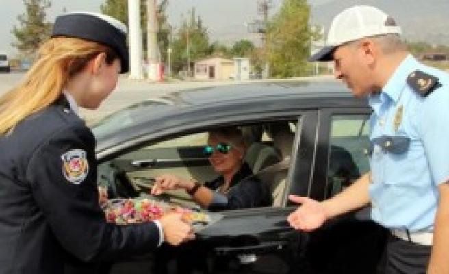Sürücülere Şekerli Bayram Uyarısı