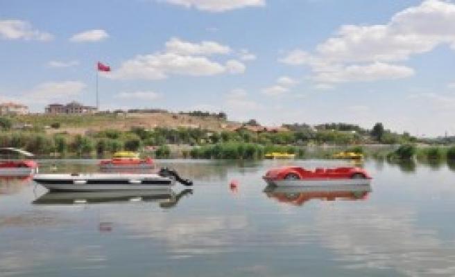 Mogan Gölü'ne Can Suyu