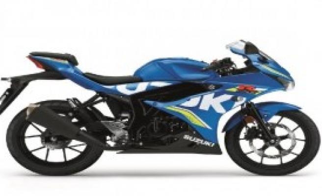 Suzuki'den Türkiye'ye Özel Motosikletler