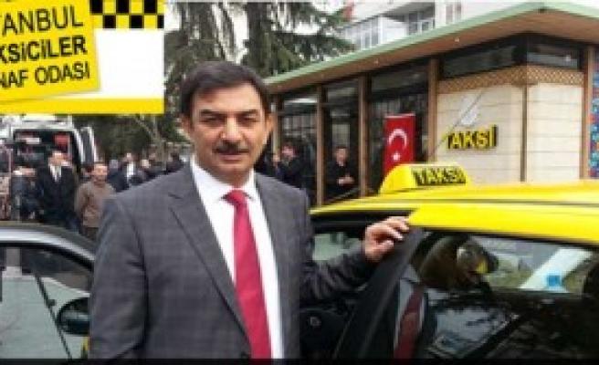 Taksicilerden 'Operasyon' İsyanı
