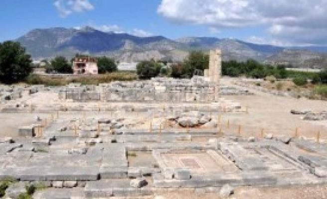 Tapınaklar Şehrinde Kazı Çalışması Sona Erdi