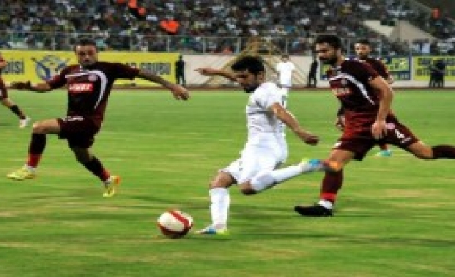 Tarsus İdmanyurdu 1 - 1 Tokatspor