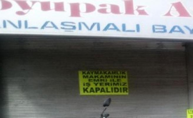 Tarsus'ta 7 Gösterici Daha Tutuklandı