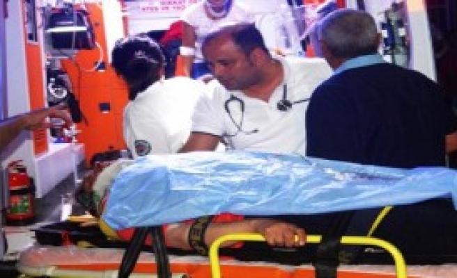 Tarsus'ta Kaza: 1 Ölü 5 Yaralı