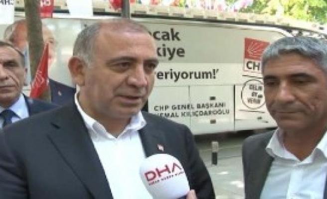 'Görmez Haram Araca Binmez'
