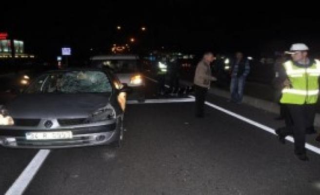 Tekirdağ'da Otomobilin Çarptığı Yaşlı Adam Öldü