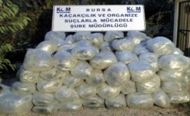 Tekstil Değil Uyuşturucu Fabrikası