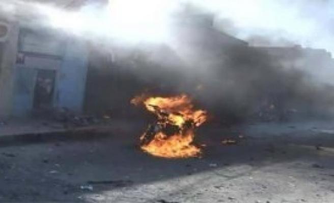 Telabyad'da Işid İntihar Saldırısı Düzenledi