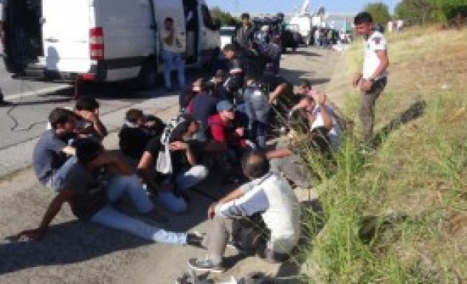 Mültecilere 3 Gün Süre